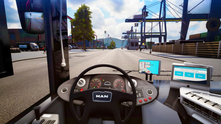 Bus Simulator 18: MAN Bus Pack 1