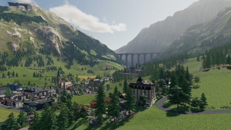 Farming-Simulator 19-Alpine Landwirtschaft Add-On